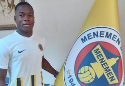 Menemenspor, Tidjani Anaaneyi transfer etti