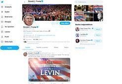Twitter: Trumpın postayla oy kullanmaya karşı tweetini sınırladı