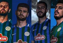 Çaykur Rizespor, 4 futbolcu ile sözleşme imzaladı