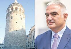 Turizm Bakanı'ndan Galata açıklaması