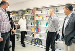 BM Göç Ajansı'ndan Kilis'e kütüphane