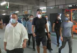 Mauricio Lemos İstanbula geldi