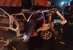 Son dakika haberi: Kocaeli TEM Otoyolu'nda korkunç kaza Ölü ve yaralılar var