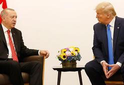 Trumptan Cumhurbaşkanı Erdoğana övgü