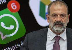 Son dakika haberi: HDPli Tuma Çelikin Whatsapp mesajları ortaya çıktı