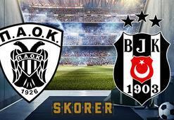Nefesler tutuldu PAOK Beşiktaş maşı ne zaman, saat kaçta, hangi kanalda