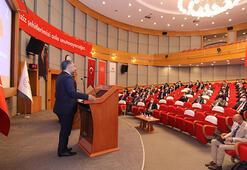 RTÜK Başkanı Şahin kaymakam adayları ile tecrübelerini paylaştı