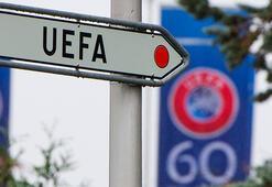 Son dakika   UEFA müjdeyi verdi Süper Kupa finalini seyircili...