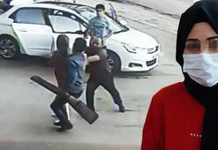 Ankarada tüfekli eşinden kurtarılan kadın: Kadın cinayetleri aklıma geldi