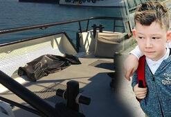 9 yaşındaki Sarpın 23 gün sonra cesedine ulaşıldı