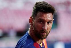 Son dakika | Barcelonada Messiden ayrılık kararı Şok istifa...