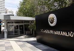Son dakika... Türkiyeden haddini aşan ABDye sert tepki: Külliyen reddediyoruz