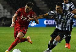 PAOK - Beşiktaş: 3-1