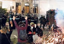 Wisconsin'deki protesto eylemleri büyüyor...