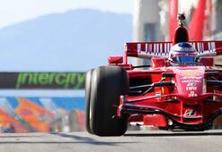 Formula 1 İstanbula geri döndü