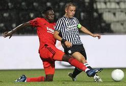 PAOK maçında Beşiktaşın penaltısı verilmedi