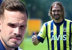 Fenerbahçede rekabet arttı Novak ve Caner...