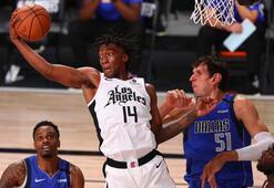 NBAde Clippers, Maverickse karşı 3-2 öne geçti