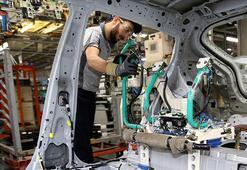 Sanayi sektörü ihracatta toparlandı