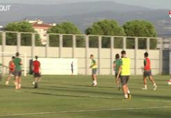 Bursasporda yeni sezon hazırlıkları sürüyor...