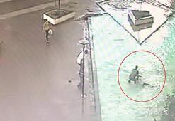 Esenyurtta lüks site sakinlerini şok eden olay 11. kattan düşerek öldü
