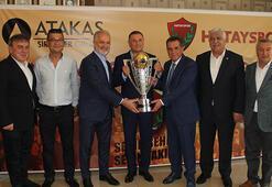 Hatayspor'a isim sponsorluğu