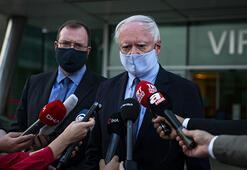 ABDnin Suriye Özel Temsilcisi Jeffrey Ankarada: Türkiye masada olmalı