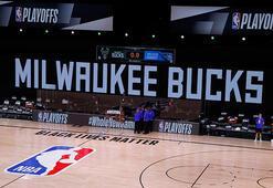 Milwaukee Buckstan tarihi protesto