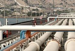 Türkiyeden geçen boru hatlarıyla taşınan ham petrol azaldı