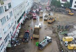 Sigorta sektörü Giresun ve Rize'deki sel felaketinin yaralarını sarıyor
