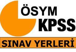 KPSS sınav yeri öğrenme linki | KPSS Lisans sınav giriş belgesi: ais.osym.gov.tr