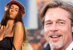 Brad Pittin 29 yaş küçük model sevgilisi