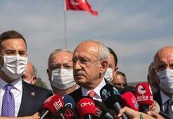 CHP lideri Kemal Kılıçdaroğlu: Kavgayı bir tarafa bırakmamız lazım