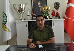 Akhisarsporda Başkan Karabulut tepkili