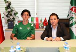 Bursaspordan geleceğe profesyonel yatırım