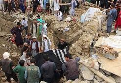 Afganistandaki sel felaketinde ölenlerin sayısı 100e yükseldi