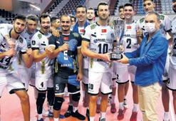 TSYD Kupası'nın sahibi Arkasspor
