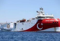 Türkiyeden Oruç Reis içim yeni Navtex