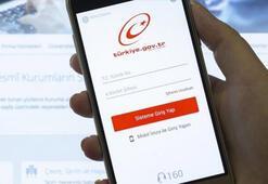 e - Devlet şifresi nasıl alınır 2020 e-devlet şifresi online alma ekranı