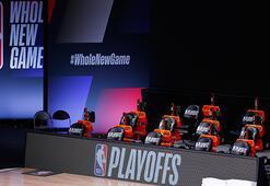 NBAde sezonun devam edeceği açıklandı