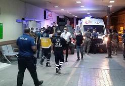 Adanada korkunç olay İki kişiyi otomobilde bir kişiyi ambulansın içinde öldürdüler