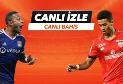 Lyon - Dijon maçı canlı bahis heyecanı Misli.comda