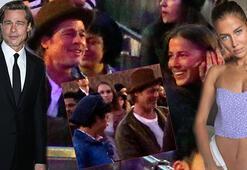 Brad Pitt-Nicole Poturalski aşkının gizemi çözülüyor