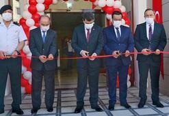 Ankara Valisi Şahin, polis merkezinin açılışını yaptı