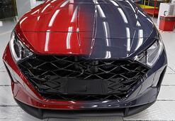 Yeni Hyundai i20nin Türkiyede üretimine başlandı
