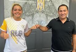 Transfer haberleri   Aycan Yanaç, ALGSPOR ile anlaştı