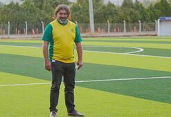 Eski Fenerbahçeli Faruk Yiğitten yetiştiği kulübe ziyaret