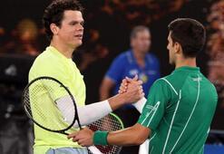 Western & Southern Açıkta finalin adı Djokovic-Raonic