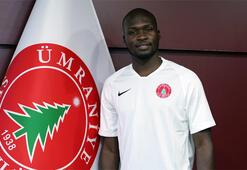 Moussa Sowun hedefi Fenerbahçeyi çalıştırmak