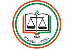 İstanbul Barosu Yönetim Kurulu'nda istifa